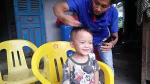 Tự Cắt Tóc Cho Bé Bằng Tông Đơ - Đẹp mà dễ Cắt - tông đơ cắt tóc ...