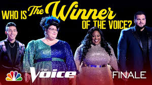 Winner of The Voice Season 17 ...