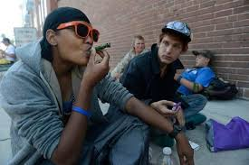 Legal pot blamed for some of influx of homeless in Denver this summer – The  Denver Post