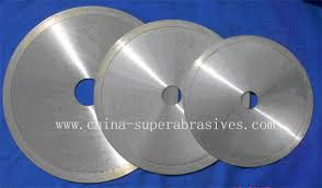 diamond cutting wheels for hard alloy
