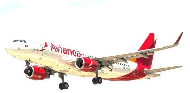 "Resultado de imagen para Avianca Brasil A320 png"""