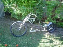 chopper bike custom homemade you