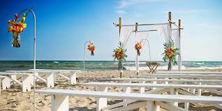 plan your north carolina beach wedding