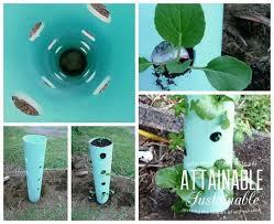 16 unimaginable diy pvc pipe planters