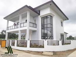 5 Bedrooms 3 Toilet And Bath 2 Car Garage With Balcony Gate And Fence Property For Sale House Lot On Carousell