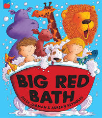Big Red Bath by Adrian Reynolds | Hachette UK