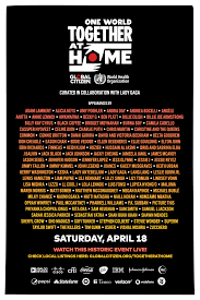One World: Together At Home' Adds 70+ ...