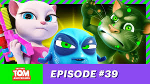 Talking Tom and Friends - Germinator 2: Zombies ( Episode 39 ...