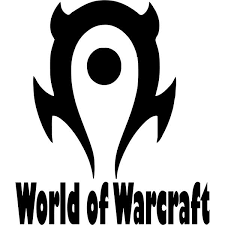 World Of Warcraft Horde Decal Sticker World Of Warcraft Decal Thriftysigns