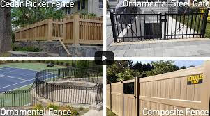 Manassas Va Fences Hercules Fence Northern Virginia