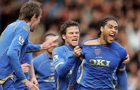 Glen Johnson – PORTSMOUTH vs. Hull City (November 2008) – Premier ...