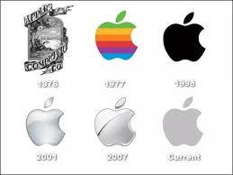 apple logo designs and its true story