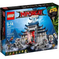 LEGO Ninjago 70617 - Ngôi Đền Vũ Khí Tối Thượng (LEGO Ninjago ...