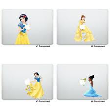 Princess Bella Snow White Decal Sticker Skin For Macbook Pro Air 11 12 13 15 17 Ebay