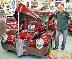 boogie man turns old cars into works