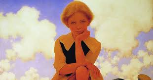 the art of maxfield parrish gallery