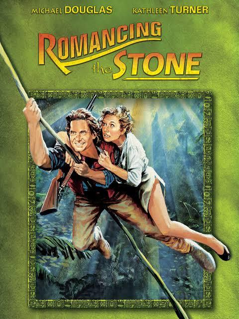 """Resultado de imagen para romancing the stone"""""""