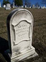 Abigail Wagner Dancy (1854-1881) - Find A Grave Memorial