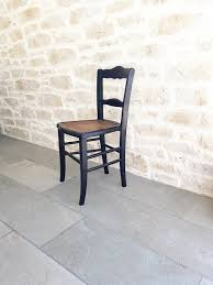 French Black Cane Chair For Kids Bedroom Decor Wooden Kids Etsy