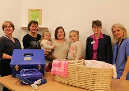 Carly makes generous donation to maternity unit | Ulster Star