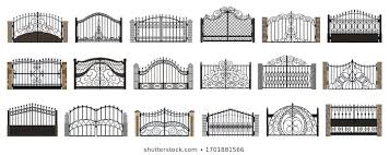 Brick Gate Images Stock Photos Vectors Shutterstock