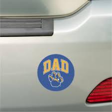 Pitt Dad Car Magnet Zazzle Com