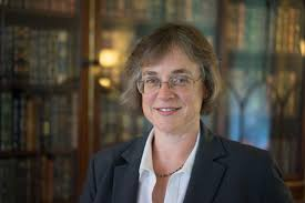 Becky Thomas is Earlham's new academic dean, Press | Earlham College