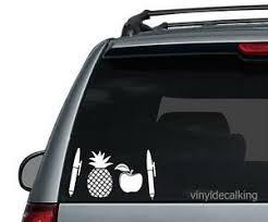Ppap Pen Pineapple Apple Pen Vinyl Decal Car Truck Laptop Funny Sticker Ppap Ebay
