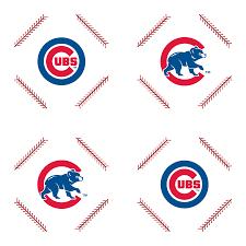 chicago cubs sch pattern