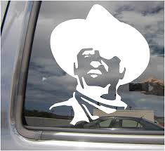 Amazon Com Right Now Decals Cowboy Western Texas John Wayne Hawaiian Paniolo Buckaroo Charro Gaucho Cars Trucks Moped Helmet Hard Hat Auto Automotive Craft Laptop Vinyl Decal Store Window Wall Sticker