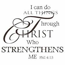 Home Furniture Diy Wall Decals Stickers Wall Decal I Can Do All Things Through Christ Who Strengthens Me Wall Decal E8p5 Bortexgroup Com