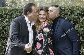 Sebastiano Somma Vanessa Incontrada Simone Montedoro Editorial ...