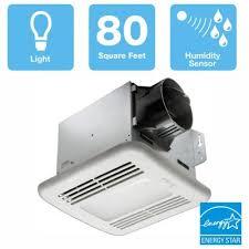 80 cfm ceiling exhaust bath fan