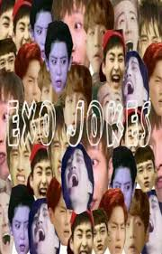 exo funny moments updates sanguer