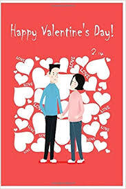 THE CALENDAR NOTEBOOK FOR HAPPY VALENTINE'S DAY: SIMPLE, USEFUL ...