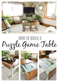 15 cool diy gaming tables you can build