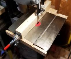 Quick Release Bandsaw Fence 11 Steps With Pictures Instructables