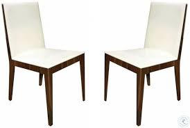 Adeline White Dining Chair Set of 2 from Bellini Modern Living ...