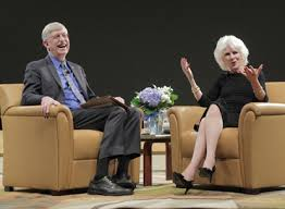 Up Close and Personal with Diane Rehm | NIH Intramural Research Program