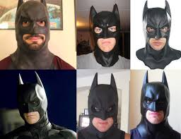 makeup wellington batman official