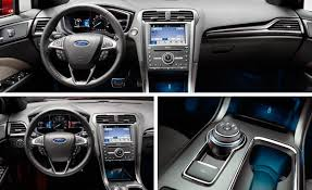 2017 ford fusion debuts is updated and