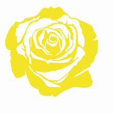 2020 10 10cm Beautiful Rose Blossom Vinyl Car Sticker Romantic Rose Silhouette Car Body Window Decorative Decal From Xymy797 3 82 Dhgate Com