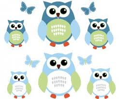 Owl Wall Decor And Owl Wall Decals For Kids Rooms