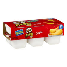 chips pringles original snack