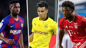 Ansu Fati & 50 Pemain Dengan Potensi Terbesar Di FIFA 21