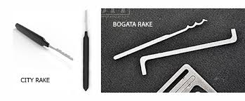 items you need in your first lock pick set