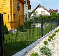 China Pvc Coated Flat Double Wire Fence Rigid Panel Mesh Fence China Doubel Wire Fencing Rigid Panel Fence