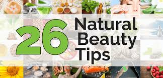 natural beauty tips for any skin type