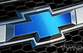 Amazon Com Vvivid Blue Matte Metallic Auto Emblem Vinyl Wrap Overlay Cut Your Own Decal For Chevy Bowtie 11 80 Inch X 4 Inch Sheets X2 Automotive