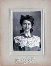 Effie Clarissa Hamilton (Fry) (1879 - d.) - Genealogy